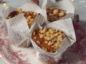 Muffins Veganos Tarta Manzana