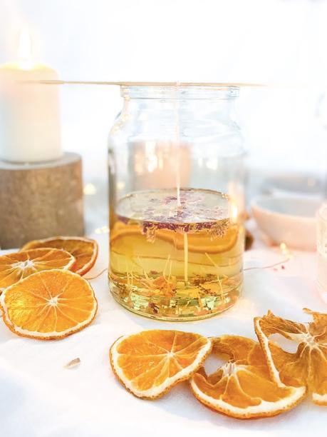 DIY como hacer velas perfumadas con Marcilla