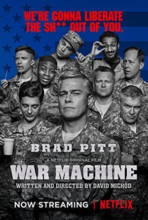 Download War Machine (2017) {Hindi-English} 480p [400MB]    720p [1GB]    1080p [1.9GB]