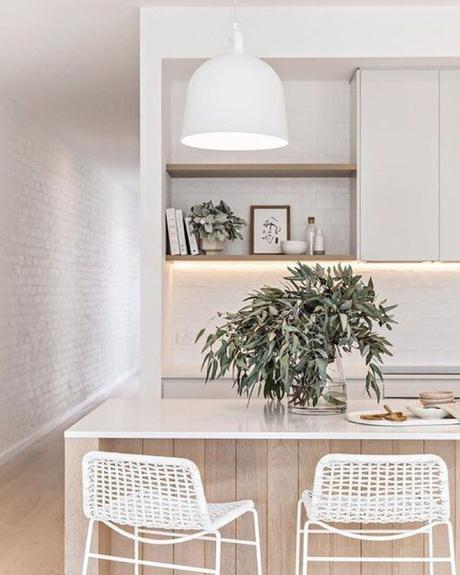 Decora tu casa mediante la luz -Cocina- El blog de laucreativa