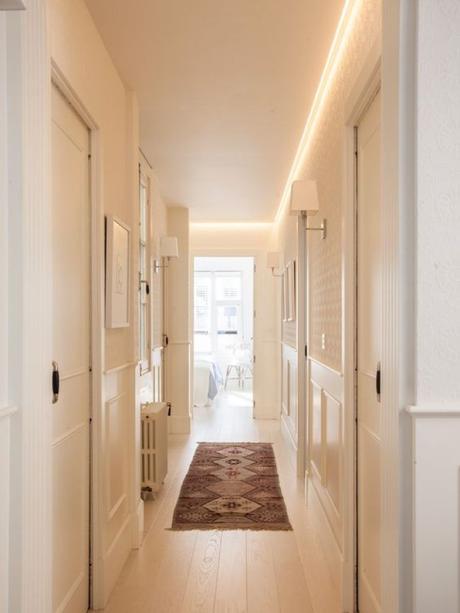 Decora tu casa mediante la luz -Pasillo- El blog de laucreativa