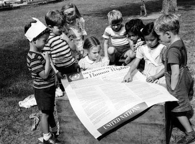 Historia de la redacción de la Declaración Universal de Derechos Humanos