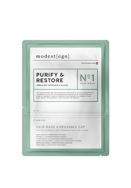 Purify &Restore Organic Spinach + Kale de Modest Ego