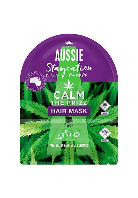 Calm the Frizz Hair Mask & Cap de Aussie