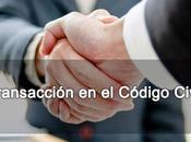 Transacción Código Civil