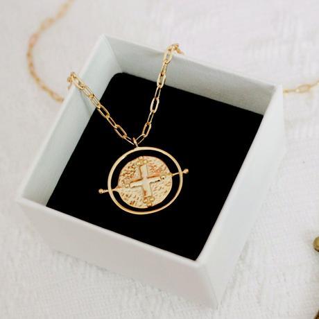 Collar medalla templars Hotei Shop