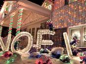 casas mejor iluminadas Navidad