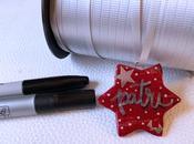 DIY: Adornos arcilla para regalos