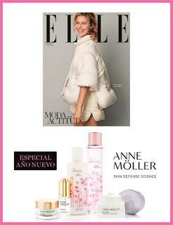 Suscripción Revista Elle Enero 2021