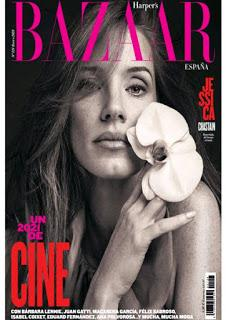 Revista Harper's Bazaar Enero 2021