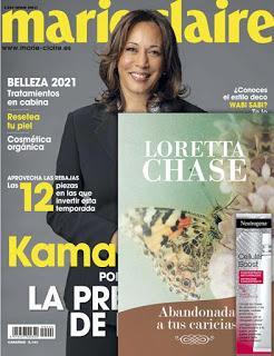 Revista y Regalo Marie Claire Enero 2021