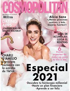 #revistas #cosmopolitan #revistasenero #regalosrevistas #suscripcionrevistas