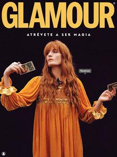 Revista Glamour Enero 2021