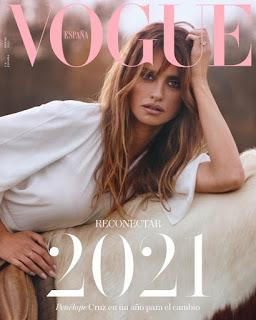 Revista Vogue Enero 2021