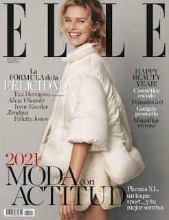 Revista Elle Enero 2021