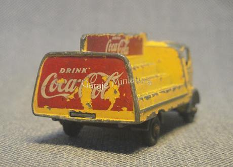 Karrier Bantam de Coca-Cola de Matchbox