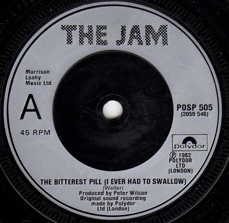 The Jam -The Bitterest Pill (I Ever Had to Swallow) 7