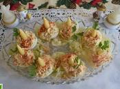 Huevos Rellenos Anchoas