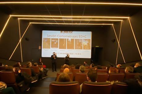 Sesión cortometrajes [ED+C] 2020