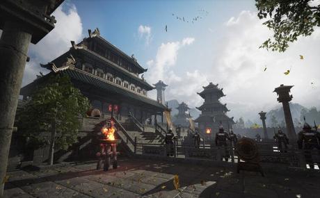 El Sandbox Myth of Empires llegará a Steam en Early Access