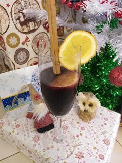 Receta fácil del vino especiado