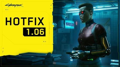 Cyberpunk 2077 lanza un nuevo hotfix