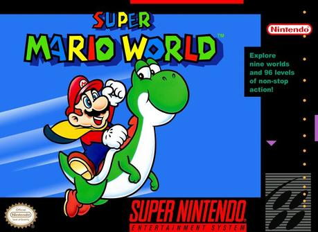 [ROM hack] SA-1 Pack: Super Mario World (SNES)