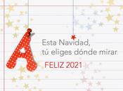 ELIGES DÓNDE MIRAR. Feliz Navidad 2020