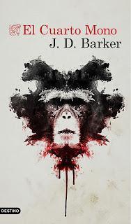 Reseña | El Cuarto Mono ~ J.D. Barker