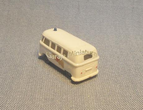 Volkswagen T1 ambulancia de Wiking