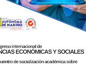 Encuentro socialización académica experiencias investigativas Congreso internacional ciencias económicas sociales.