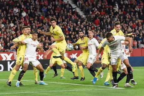 Precedentes ligueros del Sevilla FC ante el Villarreal