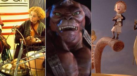 Si nunca viste estas películas no tuviste infancia!