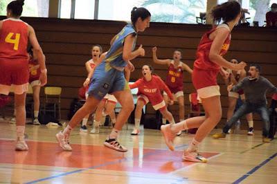 Javi Torralba: contagio pasión alguna jugadora, trabajo habrá sido bueno