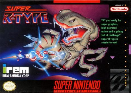 [ROM hack] SA-1 Root: Super R-Type (SNES)