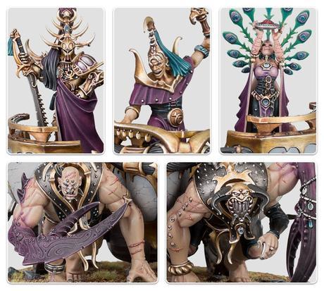 Glutos Orscollion, Lord of Gluttony, presentado por Año Nuevo