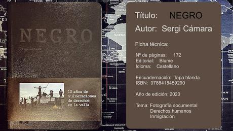 NEGRO - Sergi Cámara