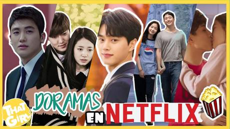 Doramas coreanos para ver en Netflix
