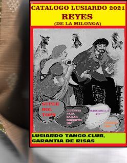 CATALOGO LUSIARDO REYES 2021 (DE LA MILONGA)