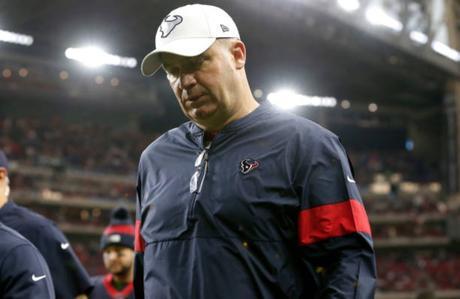 Los head coaches despedidos en la Temporada NFL 2020