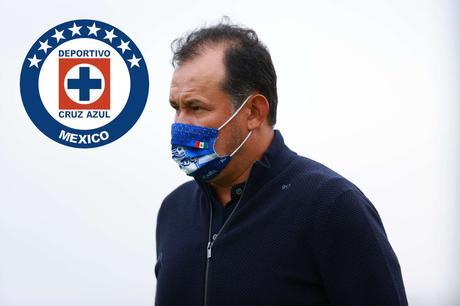 Cruz Azul elige a Juan Reynoso como su nuevo entrenador