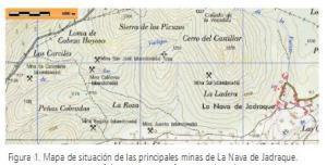 Geología del oro en la Sierra Norte de Guadalajara