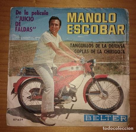 Manolo Escobar Juicio De Faldas