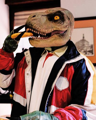 Kase.O - Tiranosaurius Rex