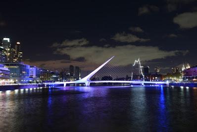 Chau 2020! La Ciudad se ilumina