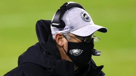 Perdedores de la semana 17 de la Temporada NFL 2020