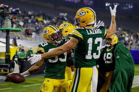 Así llegan los Green Bay Packers a los Playoffs NFL 2021