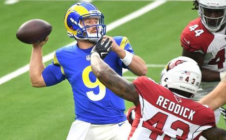 Los Rams eliminaron a los Cardinals pero califican como pretendientes