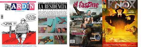 Repaso al 2020 (III): Revistas y reediciones