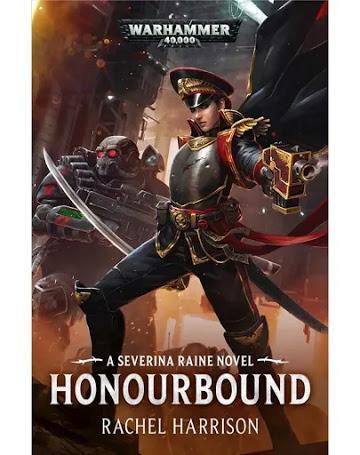 Edición digital de Honourbound de R.Harrison, rebajado de precio solo una semana (BL)
